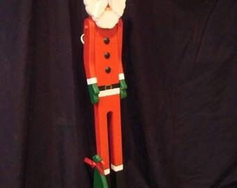 Long Tall Santa