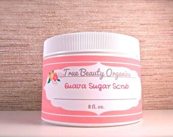 Guava Sugar Scrub