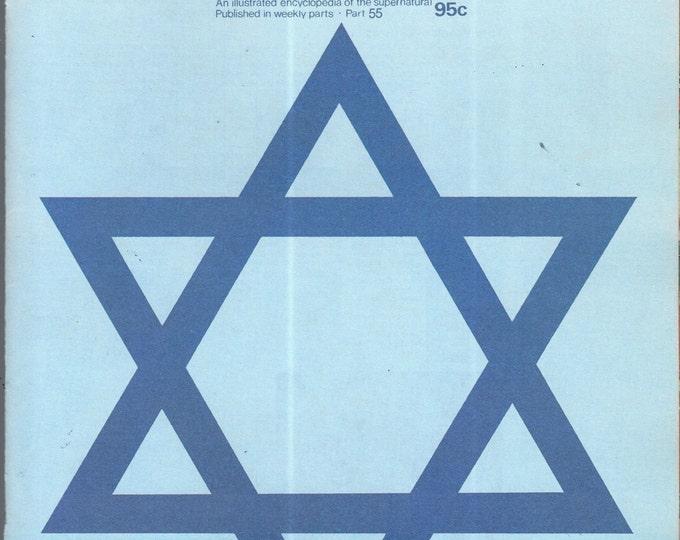 Man, Myth and Magic Part 55 Magazine by Richard Cavendish 1970