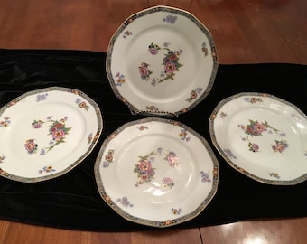 Bloch and Co. Eichwald lunch plates