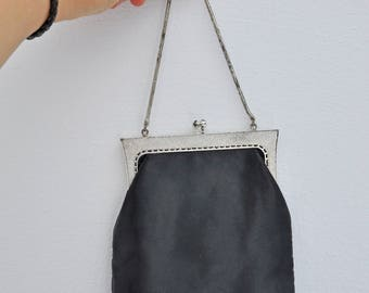 SALE, now 5 euros. Purse, bag, black pouch