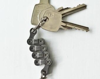 Upcycling Bike Keychain