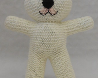 Easy teddy bear Etsy