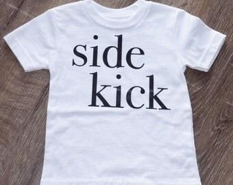 side kick | tee