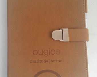 Ougies Gratitude Journal + Pen