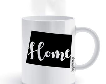 Wyoming Home State Pride Coffee Mug