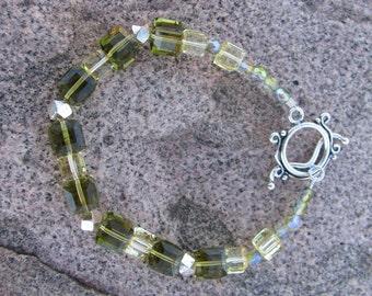 Green Bracelet Green Bracelets Green Crystal Bracelet Green Crystal Bracelets Swarovski Crystal Bracelet Swarovski Crystal Bracelets