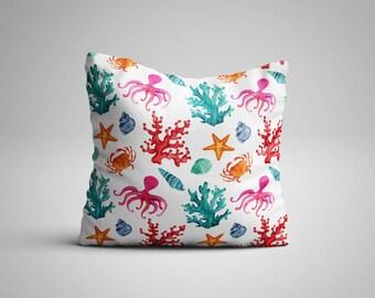 Aquarium Cushion.