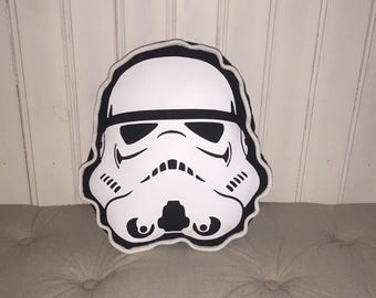 Star Wars Stormtrooper cushion