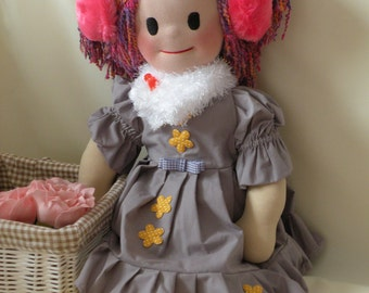 Baby Belle by Malina Dolls - New Unique Handmade Doll