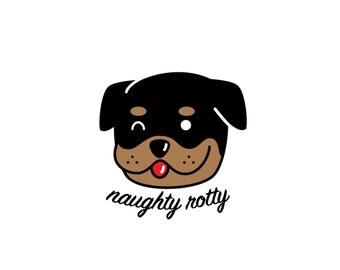 Naughty Rotty