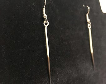 Alaska Porcupine Quill Earrings