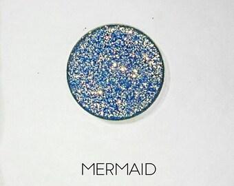 Pressed Glitter Eyeshadow - 'Mermaid'