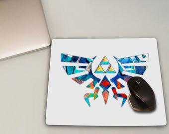 Zelda Mousepad Etsy