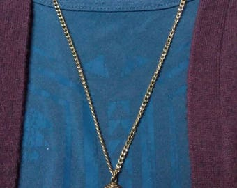 Egyptian Teardrop Necklace