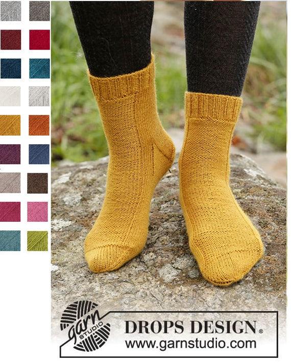 chaussettes courtes femme homme en laine tricot es main. Black Bedroom Furniture Sets. Home Design Ideas
