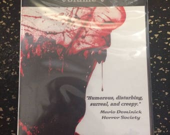 The Collective Volume V DVD - Independent Horror