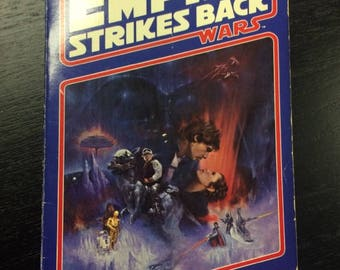 Star Wars: Empire Strikes Back Novel - Written By Donald F. Glut