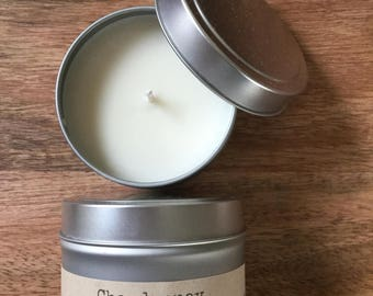 4 oz Chardonnay Scented Soy Candle