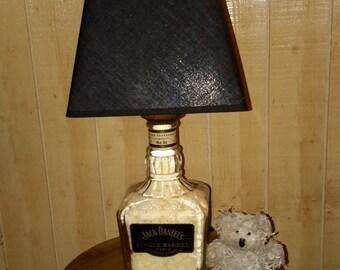 Lamp Lampshade Whiskey Jack Daniel's Single Barrel
