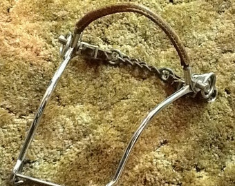 Vintage Kelly Hackamore Bit Headstall~BEST PRICED~