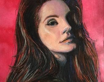Star girl ( Lana Del Ray)