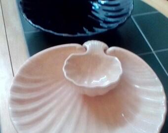 Seashell Chip and Dip Bowls (2 sets)