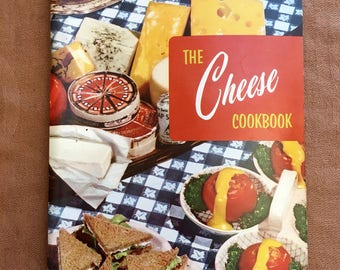 1956 Cheese Cookbook