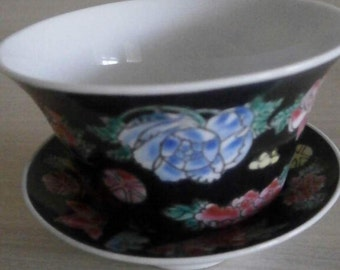 Former Chinese sauce Bowl