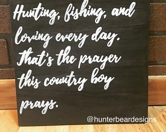Hunting, Fishing, and Loving Every Day.
