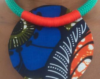 Necklace, rope, Wax, Bib Necklace, Rope, Fashionable, Unique