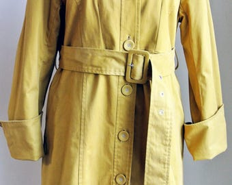 Ness Tweed Amber Coat
