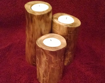 Limb Tea Light Holders