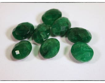 Oval Emerald of Colombia