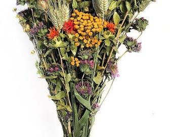 Fantstic Flower Bouquet | Dried Flower Bouquet | Dried Flowers | Rustic Flower Bouquet