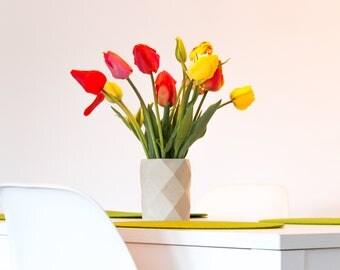 Concrete vase | Concrete vase | Concrete vase | Cement Grey