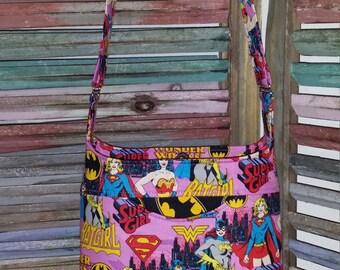 Wonder Woman BatGirl Shoulder Bag