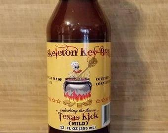 Texas Kick 12 oz BBQ Sauce