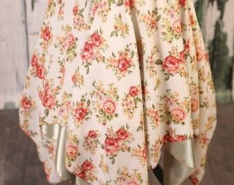 Size S/M Rose Garden Fairy Skirt