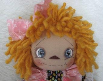 Primitive Raggdy Ann Easter Annie
