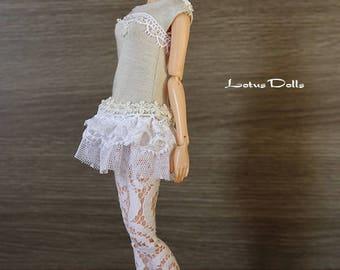 Fancy Girl - Handmade fashion set for Momoko doll