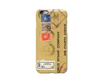 Vintage Australian Stamp iPhone 7 Case, iPhone 6 Case, iPhone Cases, iPhone Plus Case, Galaxy S7 Case, Galaxy S7 Edge Case, Galaxy S6 Case