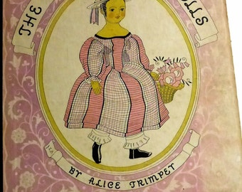 Vintage Book Story of My Dolls by Alice Trimpey