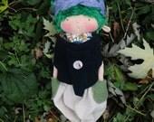 Forrest // Handmade Plush Doll