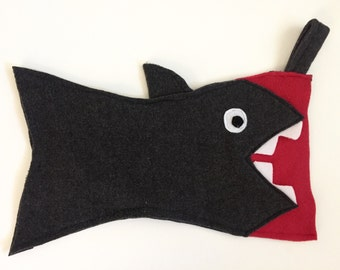 Shark Stocking, Christmas Stocking
