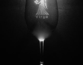 Virgo 13 Ounce Wine Glass