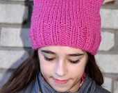 Kids Pink Pussy Hat