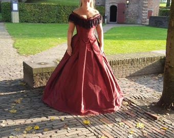 Victorian Vampire Ball gown Sale until 1rst of july