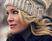 Royal Twist Hat Crochet Pattern