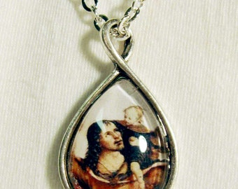 Saint Christopher necklace - AP17-802